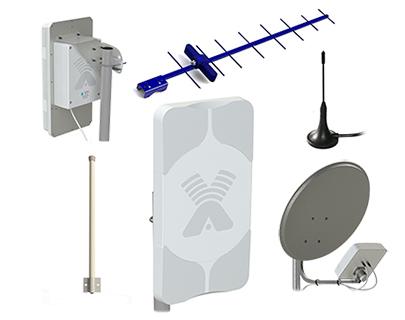GSM/3G/4G LTE антенны
