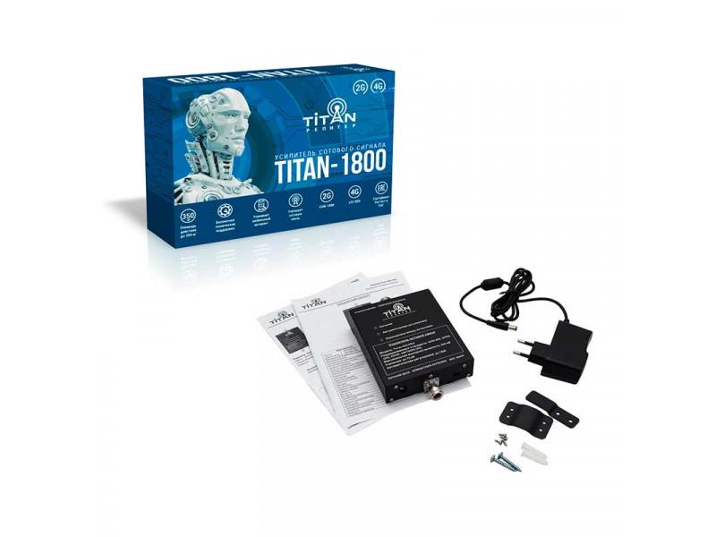 усилитель сотовой связи titan 1800