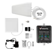 Комплект VEGATEL VT-1800/3G-kit (дом, LED)