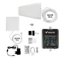 Комплект VEGATEL VT-900E/1800-kit (дом, LED)