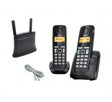 Стационарный сотовый телефон KIT-MF283-A220DUO