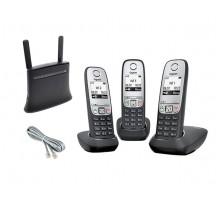 Стационарный сотовый телефон KIT-MF283-A415-Trio