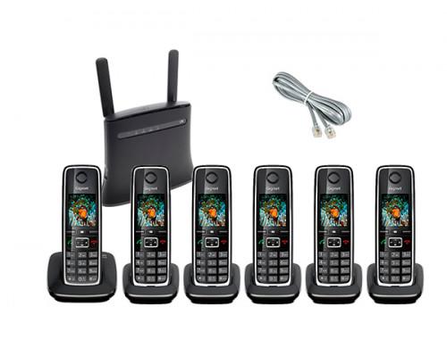 Стационарный сотовый телефон KIT-MF283-C530Sextet