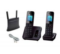 Стационарный сотовый телефон KIT-MF283-TGH222RUB