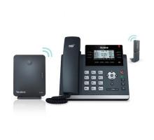 DECT IP телефон Yealink W41P