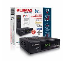 ТВ приставка LUMAX DV3218HD