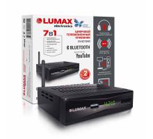 ТВ приставка LUMAX DV4210HD