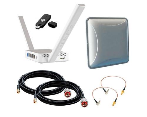 Интернет для дачи 3G/4G/Wi-Fi Оптима