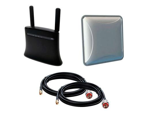 Интернет для дачи 3G/4G/Wi-Fi Комфорт