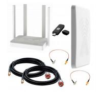 Интернет для дачи 3G/4G/Wi-Fi Премиум