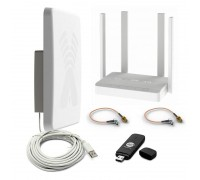 Интернет для дачи 3G/4G/Wi-Fi Премиум Box