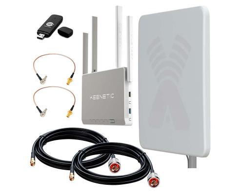 Интернет для дачи 3G/4G/Wi-Fi Профи